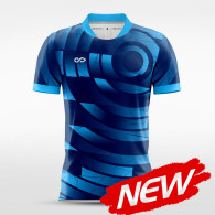 sublimated soccer jersey 15286
