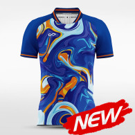 sublimated soccer jersey 14965