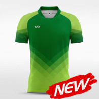sublimated soccer jersey 15323