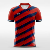 sublimated soccer jersey 15267