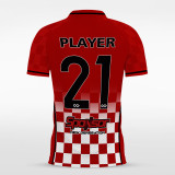 sublimated soccer jersey 15284