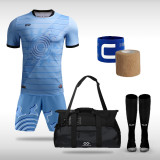 Sublimated Football Uniform-Captain Pack