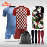 Sublimated Football Uniform - Home and Away Team Pack