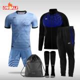 Sublimated Football Uniform - Full Set Team Pack