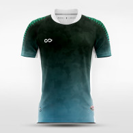 sublimated soccer jersey 14379