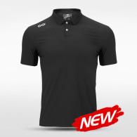 Leisure Lapel Polo Shirt 14730