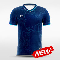 sublimated soccer jersey 14825