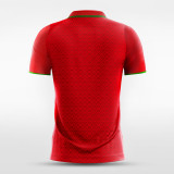 sublimated soccer jersey 14747