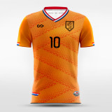 sublimated soccer jersey 14749