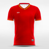 sublimated soccer jersey 14740