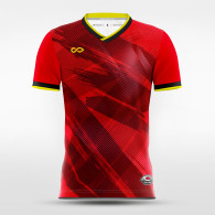 sublimated soccer jersey 14750