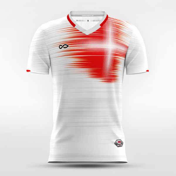 sublimated soccer jersey 14812