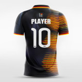 sublimated soccer jersey 14743