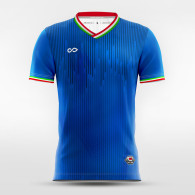 sublimated soccer jersey 14741