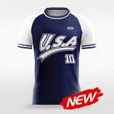 sublimated baseball jersey B039