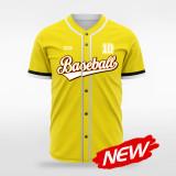 sublimated baseball jersey B024