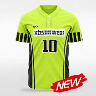 sublimated baseball jersey B011