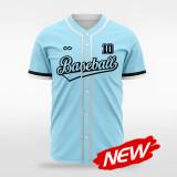 sublimated baseball jersey B023