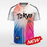sublimated baseball jersey B038