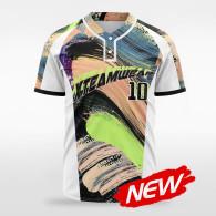 sublimated baseball jersey B014