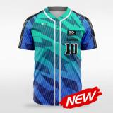 sublimated baseball jersey B034