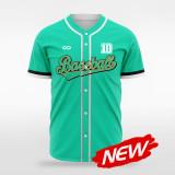 sublimated baseball jersey B025