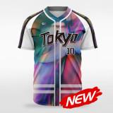 sublimated baseball jersey B015