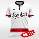 sublimated baseball jersey B002
