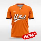 sublimated baseball jersey B027
