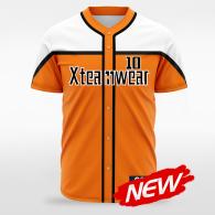 sublimated baseball jersey B017