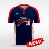 sublimated baseball jersey B021