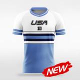 sublimated baseball jersey B029