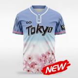 sublimated baseball jersey B003