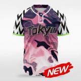 sublimated baseball jersey B005