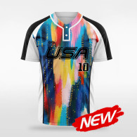 sublimated baseball jersey B006