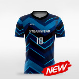 sublimated soccer jersey F004