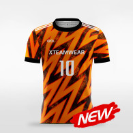 sublimated soccer jersey F006