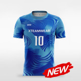 sublimated soccer jersey F003