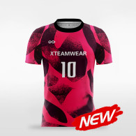sublimated soccer jersey F007