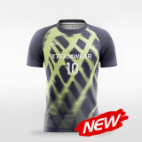 sublimated soccer jersey F002
