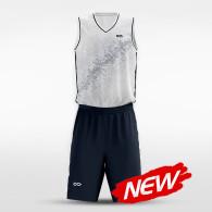 sublimated basketball jersey set 14703