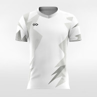 sublimated soccer jersey F001
