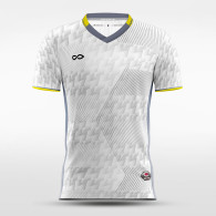 sublimated soccer jersey 14664