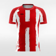 sublimated soccer jersey F011