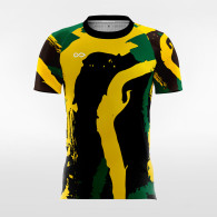 sublimated soccer jersey F005