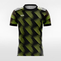 sublimated soccer jersey F012