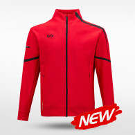 knitted Sports Jacket 9928