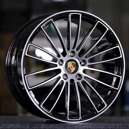Porsche Panamera 21 inch wheels