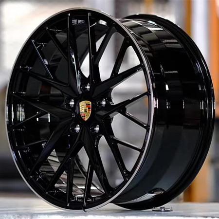 Porsche Panamera wheels