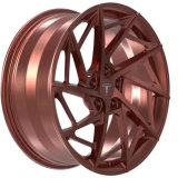 Tesla Model 3 20 inch 9J forged wheels Aluminum alloy 6061 bright black or red bronze